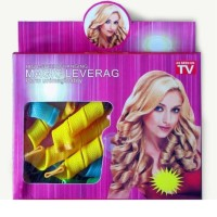 magic leverag roll pengikal rambut
