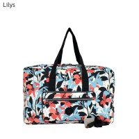 travel bag foldaway kipling Betty / tas travel lipat kipling