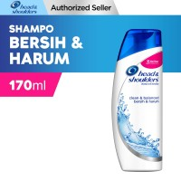 Head & Shoulders Shampoo Clean and Balanced 170 ml