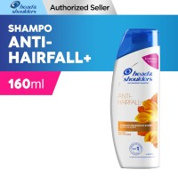 Head & Shoulders Shampoo Anti Hair Fall 160 ml