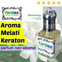Bibit Parfum MELATI Keraton - Minyak Wangi Non Alkohol Fardaz