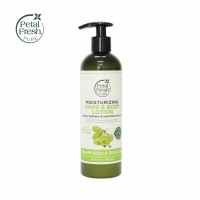 Petal Fresh Hand & Body lotion Grape Seed & Olive oil ( 355 ml )