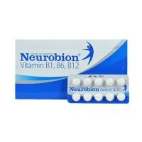 NEUROBION PUTIH BIRU Per Strip isi 10