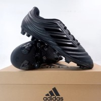 Sepatu Bola Anak Adidas Copa 20.4 FG JR Core Black EF1918 Original
