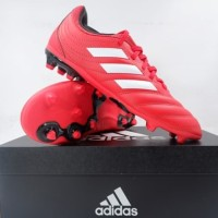 Sepatu Bola Anak Adidas Copa 20.3 FG JR Active Red EF1914 Original