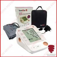 Tensimeter Digital Tensi + Adaptor Alat Ukur Darah TensiOne 1A Onemed