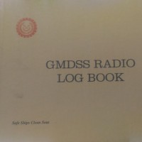 GMDSS Radio Log Book Syahbandar