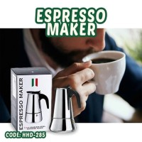 Coffee Maker Espresso Maker Stainless