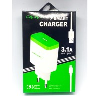 Smart Charger Oppo 1 USB - Fast Charging