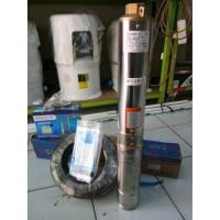 Pompa Satelit san ei 0 5 hp 4 inch kipas noril kabel dan tambang