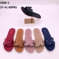 Sandal Selop Karet Balance 1068-1 Untuk Wanita Dewasa