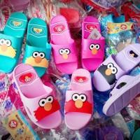 Sandal Selop paylon Elmo Balacca untuk anak perempuan