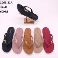 Sandal jepit Karet Balance 2069-21A Untuk Wanita dewasa