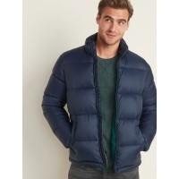 Jaket Winter Old Navy Padding Puffer Jacket Musim Dingin Original Navy