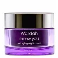 renew you anti aging night cream 30g WARDAH