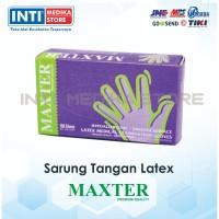MAXTER - Sarung Tangan Non Steril / Sarung Tangan