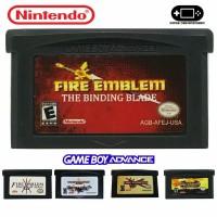 Kaset Nintendo Gameboy Advance GBA SP Micro DS NDS Lite Fire Emblem