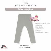 Little Palmerhaus Baby Legging Celana Panjang Bayi Katun Premium Stone