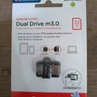 Flashdisk OTG Sandisk - Dual Drive Flashdisk USB M3.0 32GB