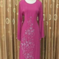 Baju Muslim Wanita motif payet