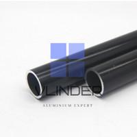 Pipa Aluminium Powder Coated OD 19 mm x ID 16 mm, t. 1.5 mm