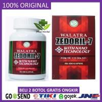 Obat Buat Kanker Paru - Paru Walatra Zedoril 7 Herbal