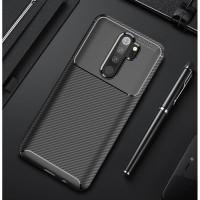 Jelly Carbon Premium Case Xiaomi Redmi Note 8 Case Redmi Note 8 Pro - Redmi Note 8