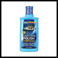 PROMO WAXCO GLASS CLEAN POLISH COMP 200 ML ; PEMBERSIH KACA BERJAMUR
