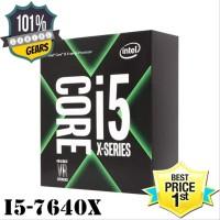 Processor Intel Core I5-7640X X-series NEW