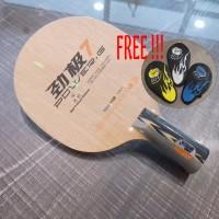 DHS PG7 - PENHOLD - Blade/Kayu Pingpong Tenis Meja Bat Bet