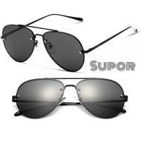 Sunglasses Elegan Kacamata Hitam Pria AV12 Aviator ORIGINAL Polarized