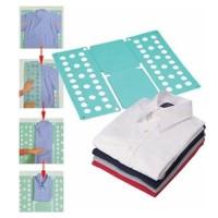 ukuran dewasa alat melipat baju praktis tanpa setrika filpfold