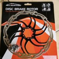 SALE Rotor Alligator 203 8inch six bolt