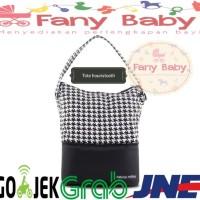 Natural Mom Cooler Bag Tote Houndstooth / Tas Asi