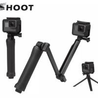 SHOOT - GoPro 3 Way Monopod Mini Tripod Selfie Stick Ex QQws2183