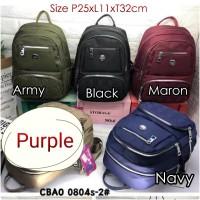 CB0804-S Backpack Chibao Tas Ransel Chibao Bordir