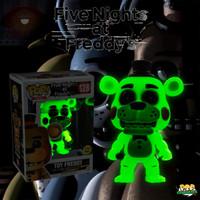 Funko POP! Games Five Nights at Freddys - Toy Freddy Glow in the Dark