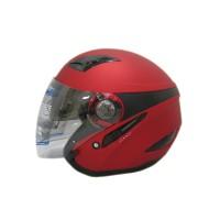 Helmet Honda Luxury Red