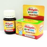 Biolysin Kids Veggie Fruit isi 30