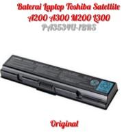 Baterai Original Laptop Toshiba A200 A300 M200 L300 PA3534U-1BRS