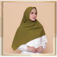 Jilbab Segiempat Jumbo Hijab Segi Empat Diamon Syari 140x140