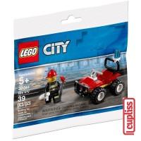 LEGO Polybag 30361 City Fire ATV