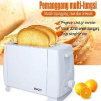 Pemanggang Roti /Toaster Han River / Pop Up Otomatis Loncat HRMBJ001