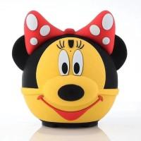 Speaker Bluetooth Karakter Minnie Mouse Wireless