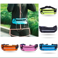 Tas Pinggang Olahraga Waterproof Go Belt / Jogging Belt