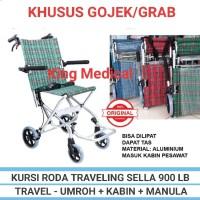 Kursi Roda Travelling SELLA KY 900 LB