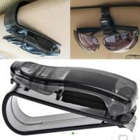 Klip kacamata dimobil Tempat kacamata divisor mobil Gantungan serbagun