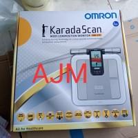 Timbangan Omron karada scan HBF 375 body fat compasition monitor