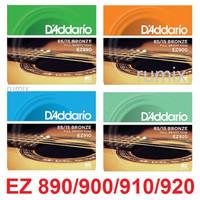 Senar Gitar Daddario Akustik String Acoustic EZ890 EZ900 EZ910 EZ920
