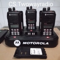 Charger HT Motorola GP338 / Charger isi 6 baterai HT motorola GP 338